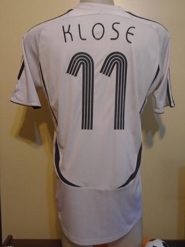 camiseta selección alemania 2006