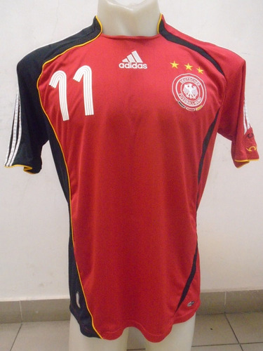 camiseta selección alemania argentina mundial 2006 klose #11