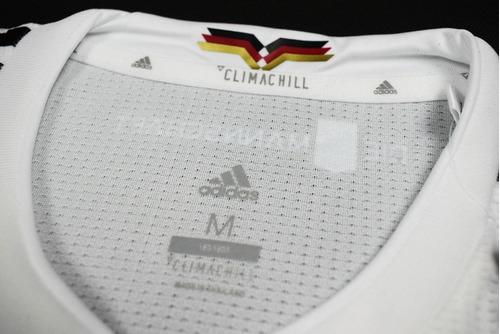 camiseta seleccion alemania mundial 2018 ozil climachill