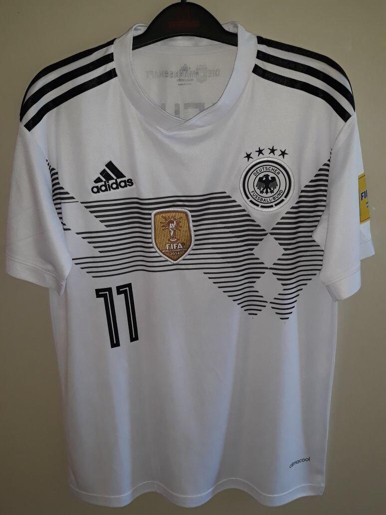 camiseta selecci 243 n alemania mundial rusia 2018 17