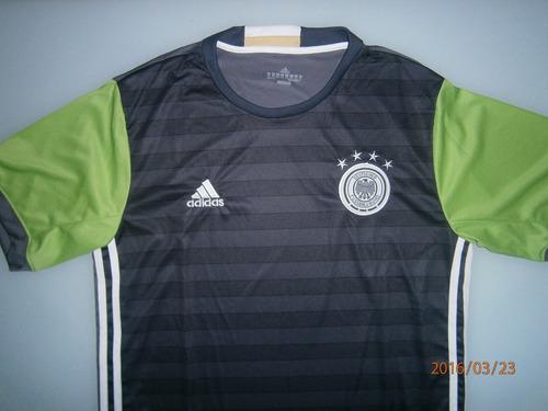 camiseta seleccion alemania suplente 2016 nueva
