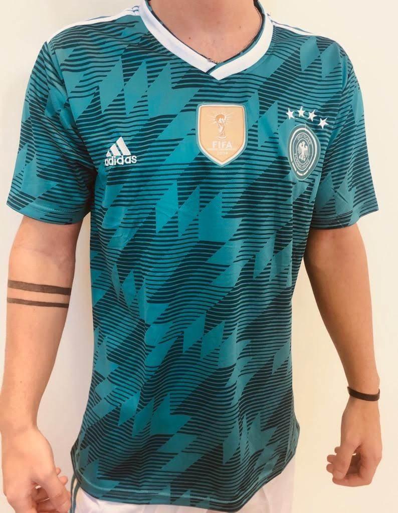 9d73d7d6d2d87 camiseta selección alemania suplente rusia 2018 original. Cargando zoom.