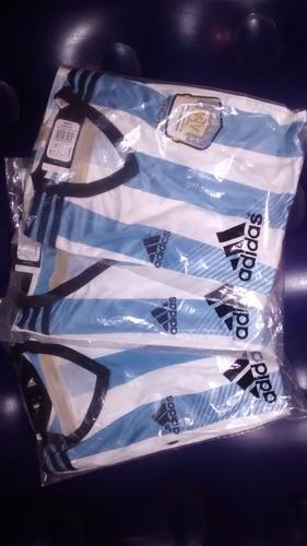 camiseta selección argentina 2014 - original