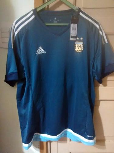 camiseta seleccion argentina 2015 talle xl