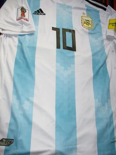 camiseta seleccion argentina 2018