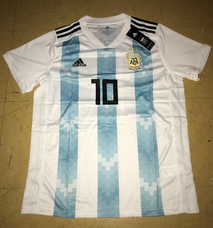 Camiseta Seleccion Argentina 2018 Rusia adidas adidas Camiseta Nueva Rusia Afa 9c34ade - colja.host