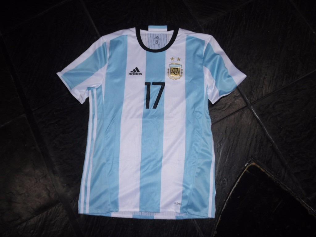 a0040a6f71 camiseta seleccion argentina afa 2016 titular adizero. Cargando zoom.