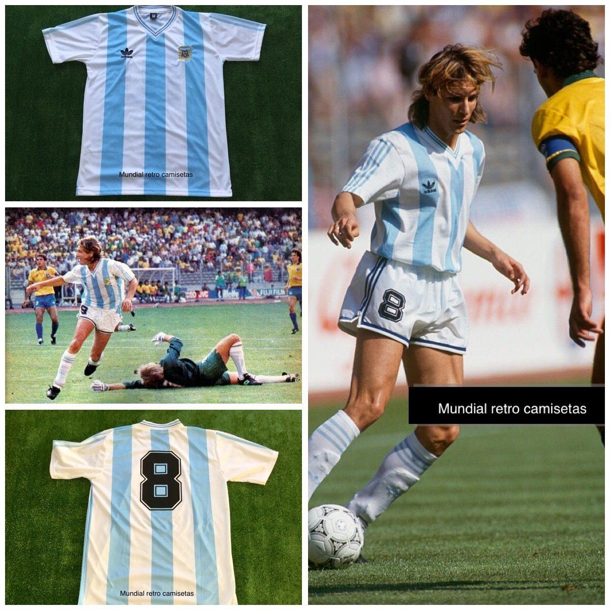 camiseta seleccion argentina - caniggia - mundial 1990. Cargando zoom. 2e4f7f901c44c