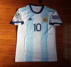 Camiseta Seleccion Argentina Messi Copa America