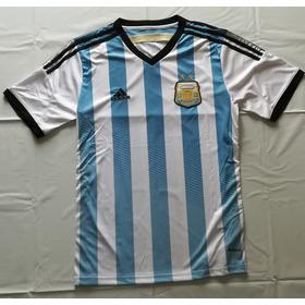 Camiseta Selección Argentina Mundial 2014 - Titular