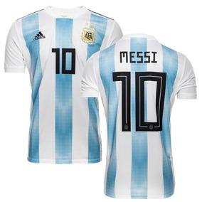 Argentina Mundial Original 2018 Messi Camiseta 10 Seleccion QrChsdotxB