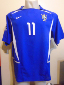 57f8e6bbfd9b12 Camiseta Brasil Azul - Camisetas en Mercado Libre Argentina