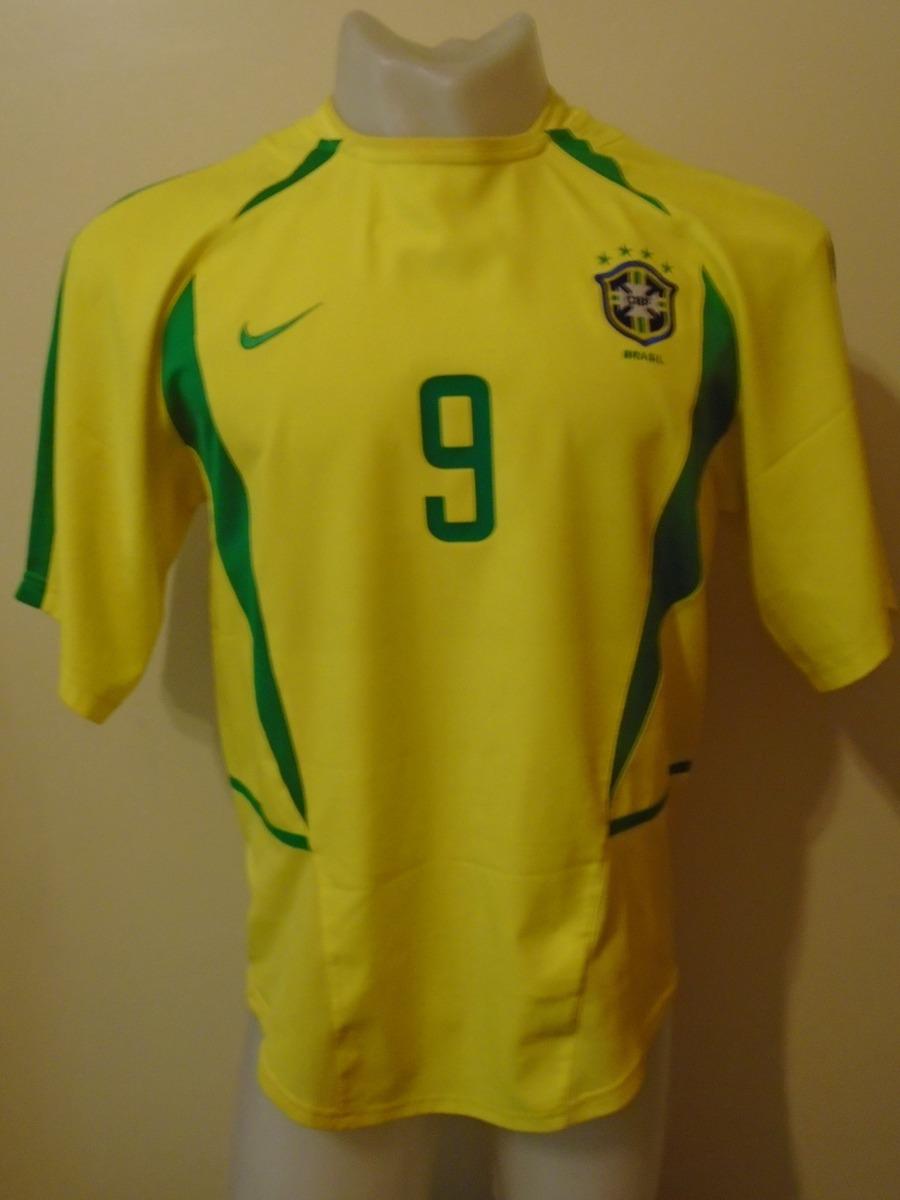 4db689867 Camiseta selección brasil mundial corea japón ronaldo cargando zoom jpg  900x1200 Brasil seleccion camiseta 2017