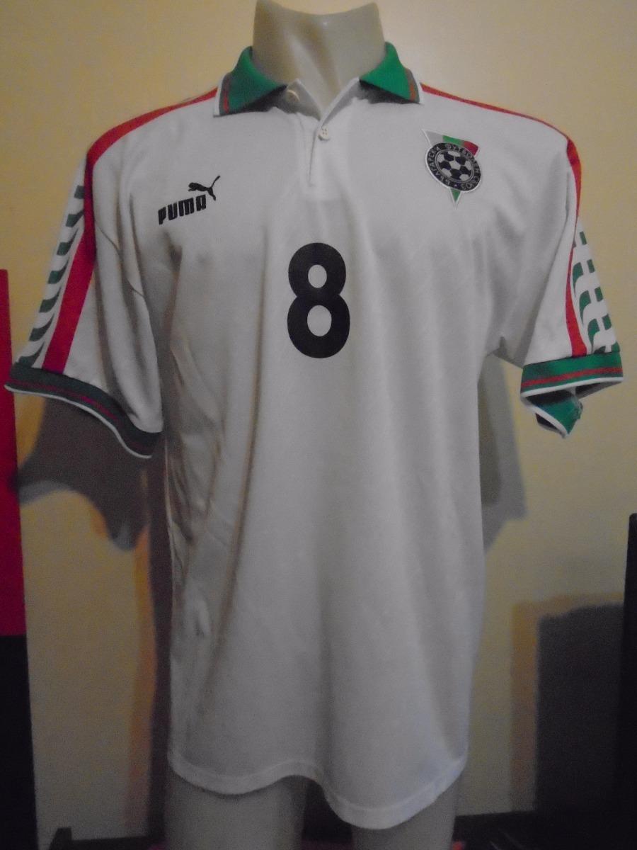 camiseta selección bulgaria euro inglaterra 1996 stoitchkov. Cargando zoom. 5b50f6ec291d8