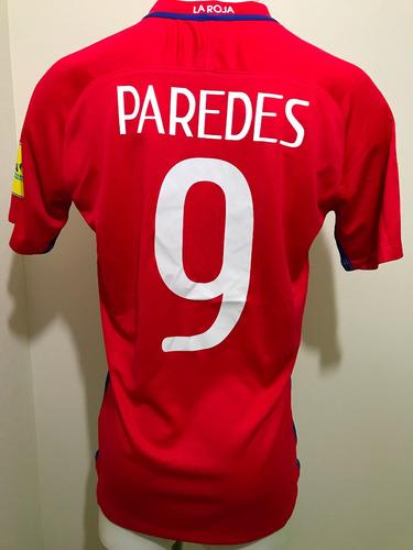 camiseta selección chilena