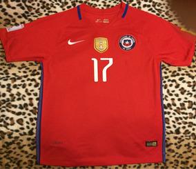 d717c6ed621c1 Camiseta Alexis Sanchez Talla 10 - Camisetas de Fútbol en Mercado Libre  Chile