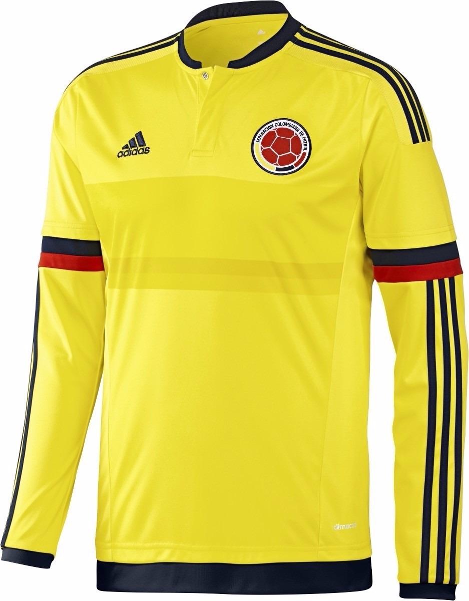 Camiseta Selección Colombia 2016 100% Original adidas -   189.900 en ... 3bc324dccd6