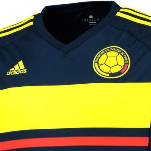 camiseta selección colombia 2016