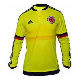 Camiseta Seleccion Colombia 2017 Original