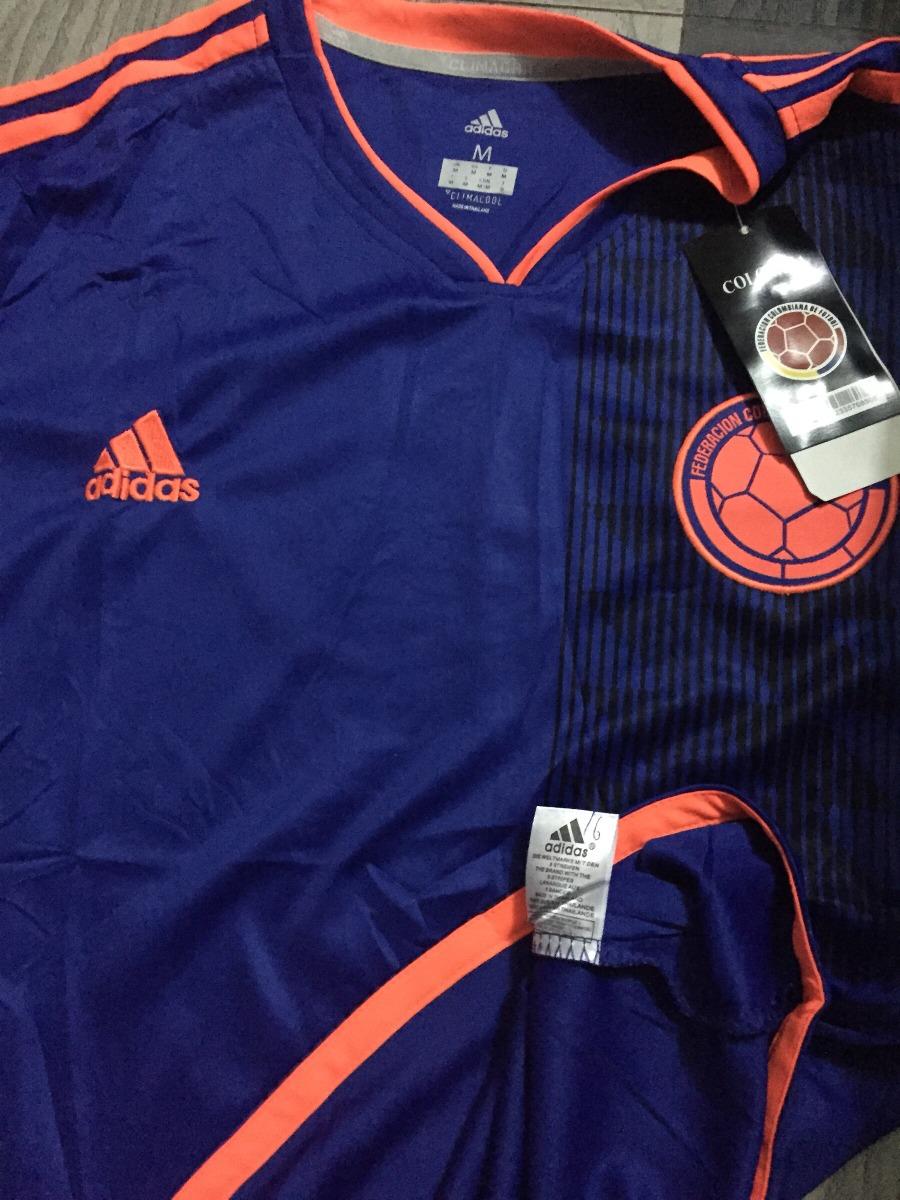 Camiseta Selección Colombia 2018 Azul Hombre -   65.000 en Mercado Libre cc90dffaf18