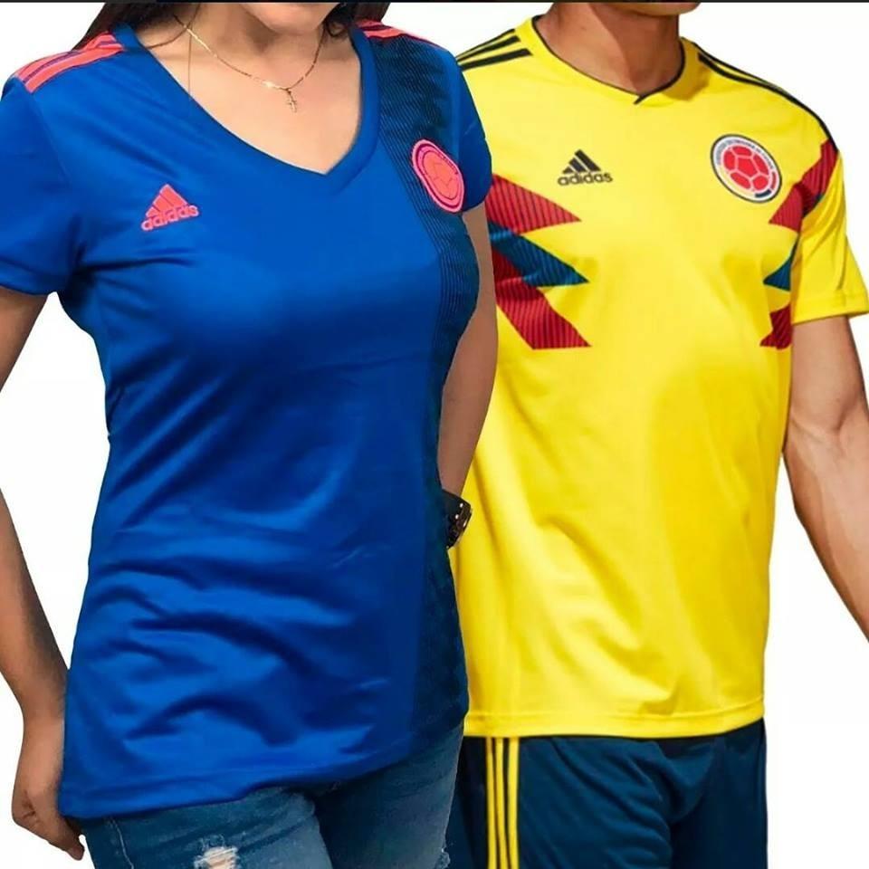 Y 2018 Camiseta Colombia Cargando Zoom Seleccion Mujer Hombre Mundial nqXXwAxUE