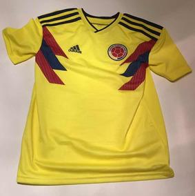 afc9880a631 Camiseta De Colombia Para Niño Y Niña Marca Offcorss Auto en Mercado Libre  Colombia