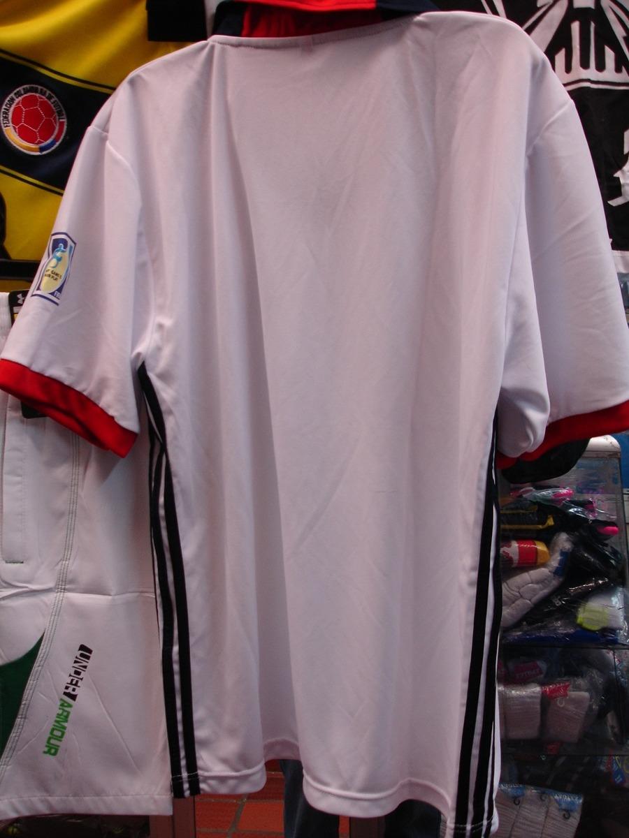 41160433f Camiseta Selección Colombia Blanca - $ 40.000 en Mercado Libre