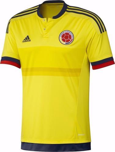camiseta seleccion colombia climacool 2015 2016
