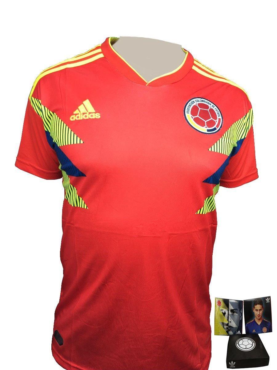 Camiseta Selección Colombia Hombre Manga Corta -   60.000 en Mercado ... 1a14f38c358