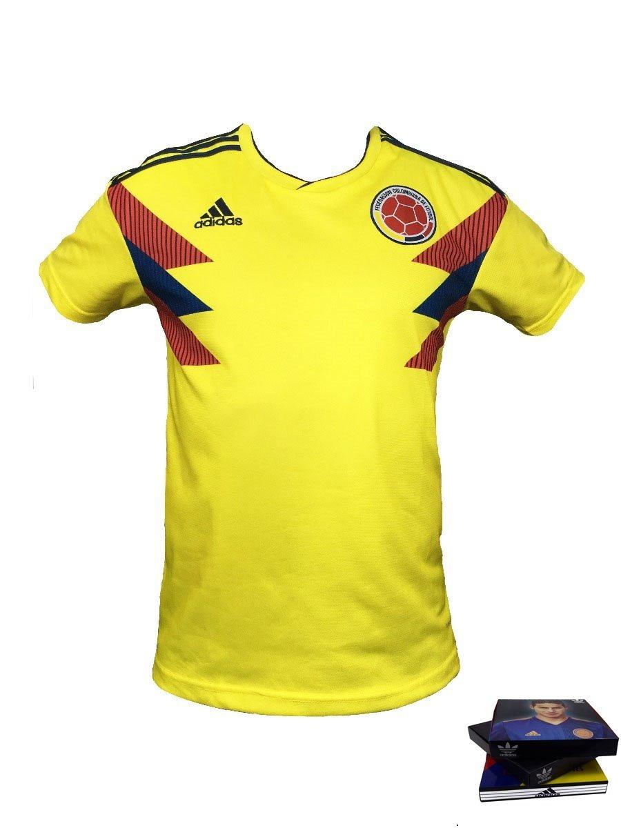 camiseta selección colombia hombre manga corta climacool. Cargando zoom. 35d260a4327