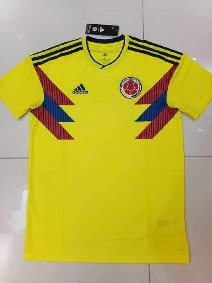 Camiseta Seleccion Colombia  c4c827e7f0f74