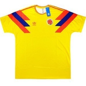 Camiseta Seleccion Colombia Italia 90 adidas Originals Xdx
