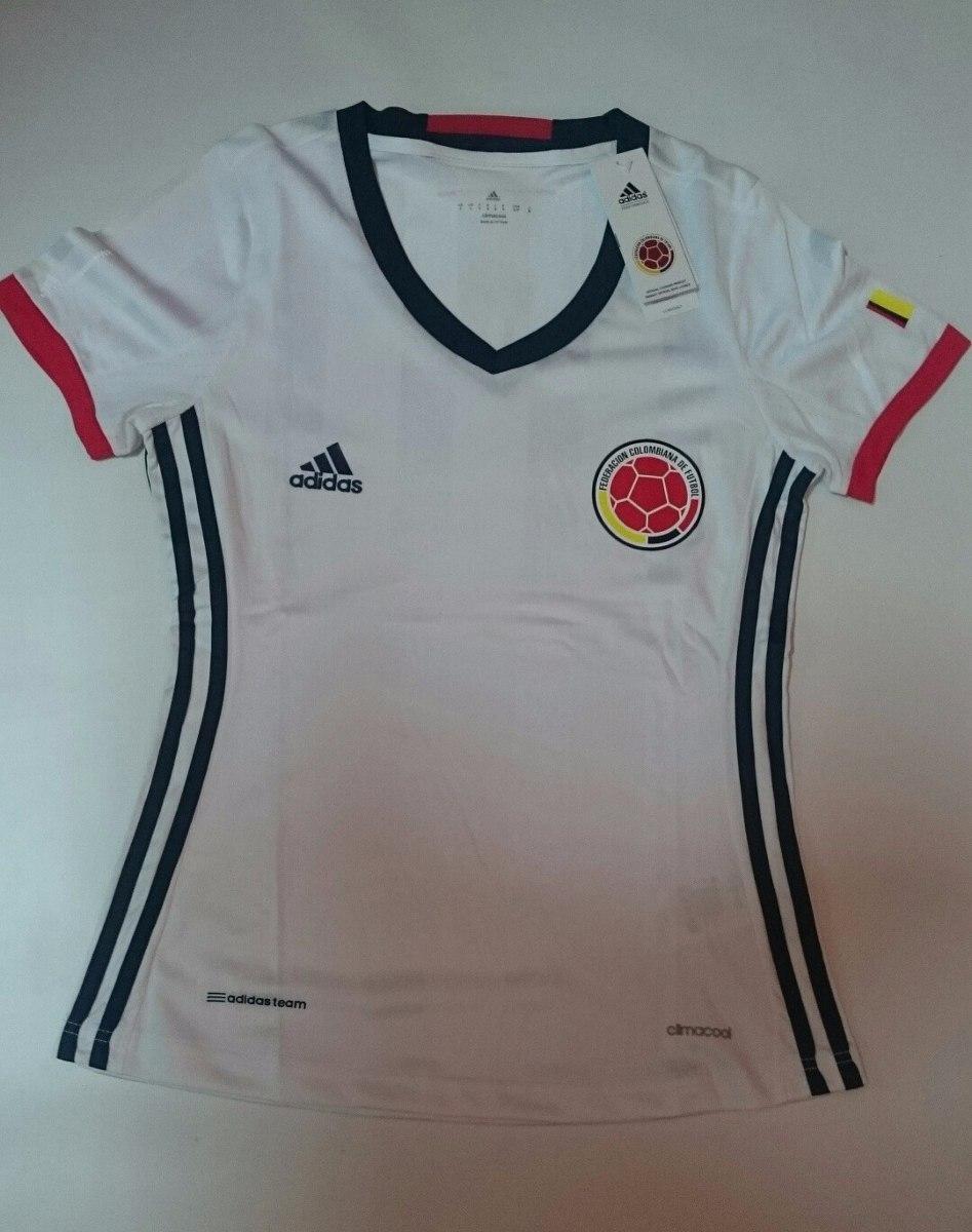 2015 Mujer Camiseta Colombia Selección Player Cargando Zoom Copa America IqOWRB