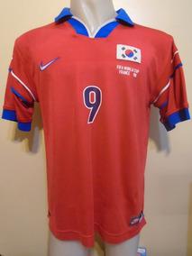 6b55af711 Camiseta Seleccion Corea Del Sur - Camisetas en Mercado Libre Argentina