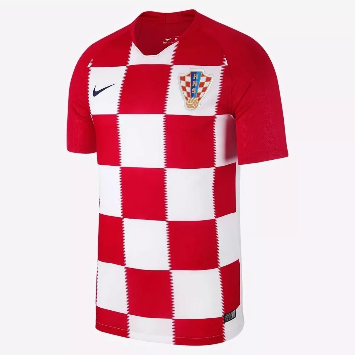 76a0b14459223 Camiseta Selección Croacia  10 Modric (titular Mundial 2018 ...