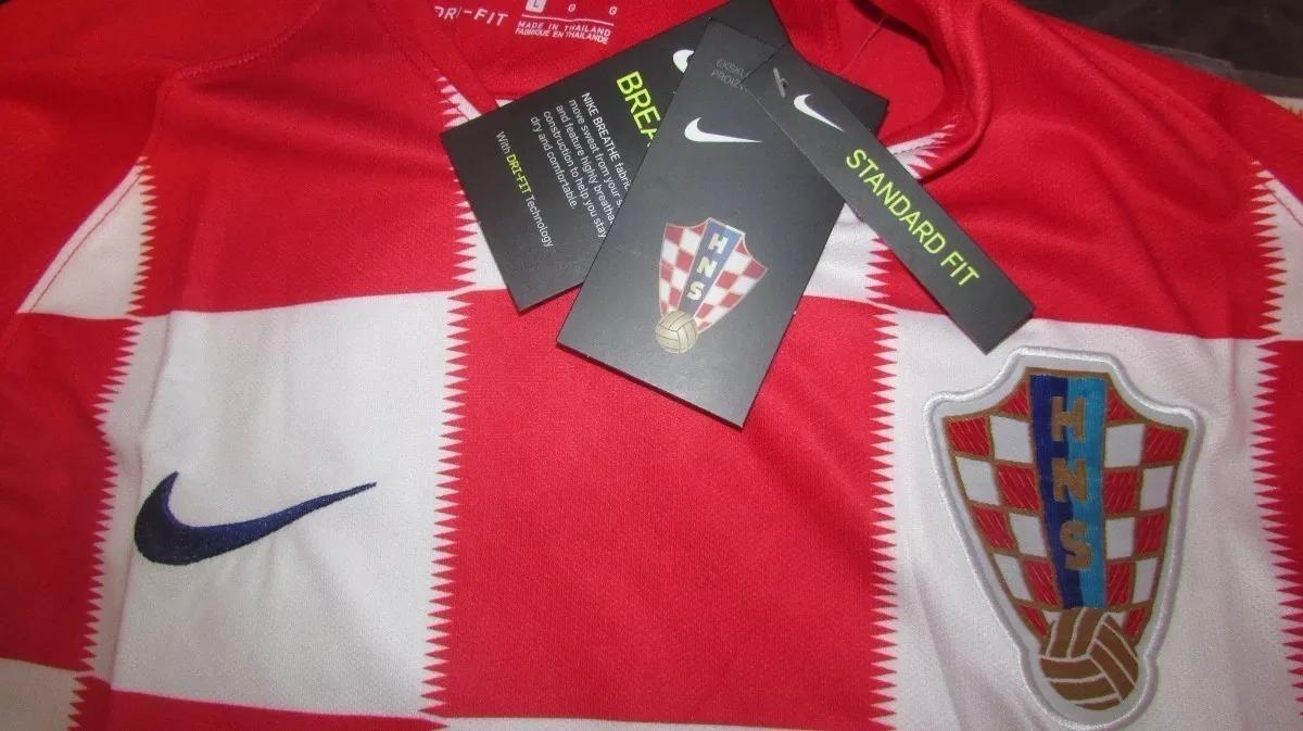 418c33d011bb5 camiseta selección croacia  10 modric (titular mundial 2018). Cargando zoom.