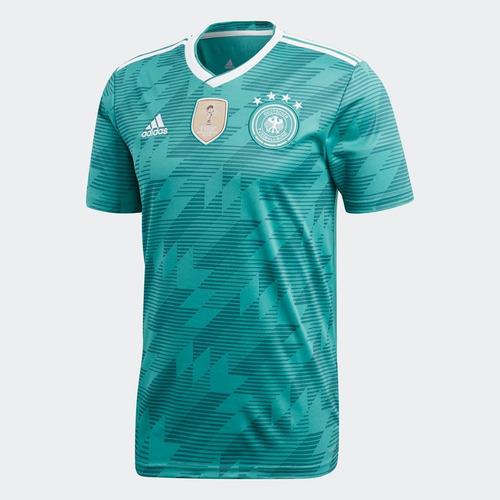 camiseta selección de alemania alternativa adidas hombres