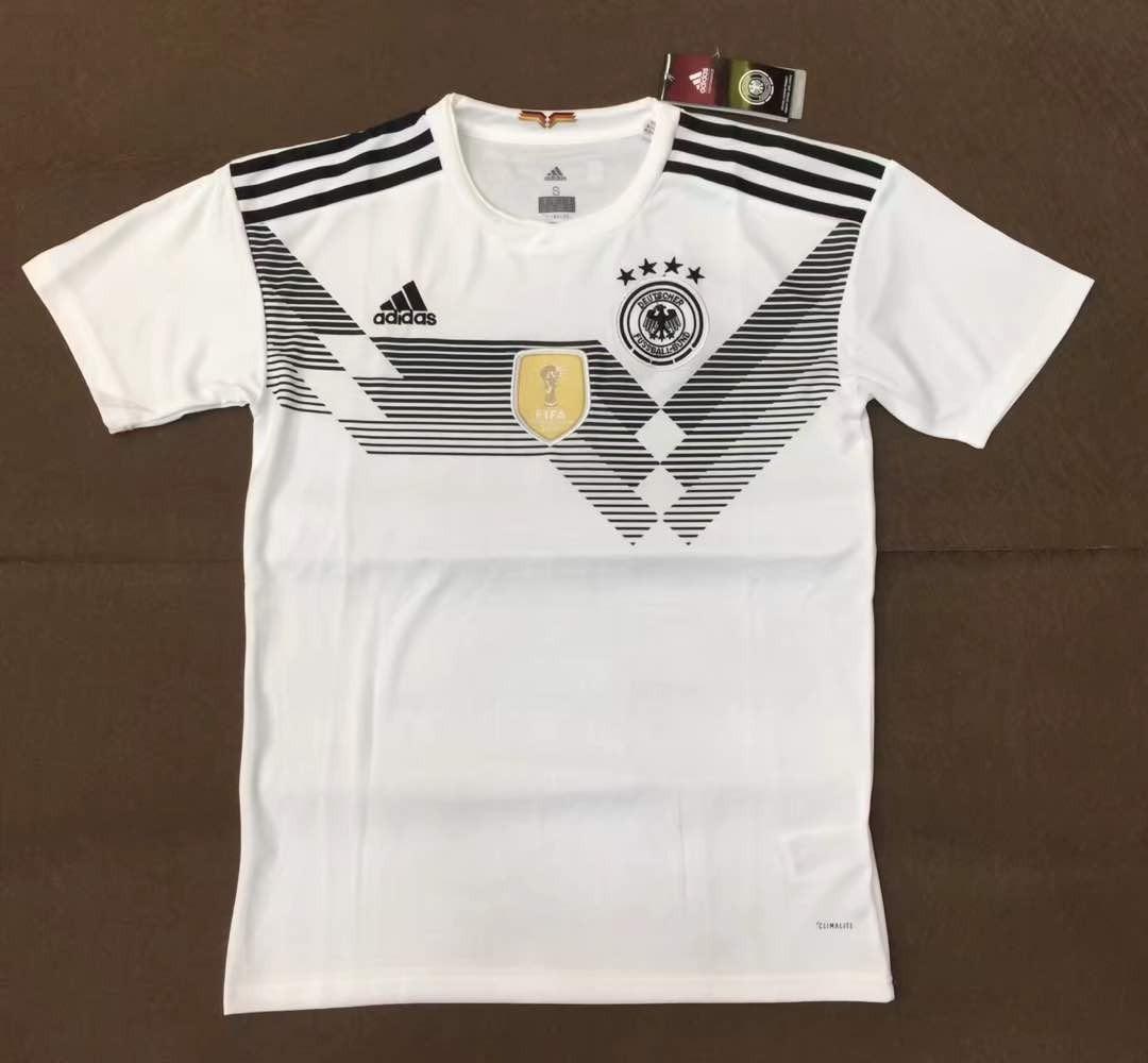 13774bf1da057 Camiseta Selección De Alemania Climalite adidas Mundial -   140.000 ...