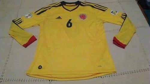 camiseta seleccion de colombia utileria eliminatorias