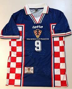 d04bc5c502786 Camiseta Seleccion De Croacia 18 - Camisetas de Fútbol en Mercado Libre  Chile