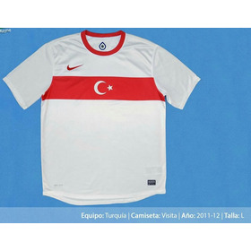 Camiseta Selección De Turquía 2011