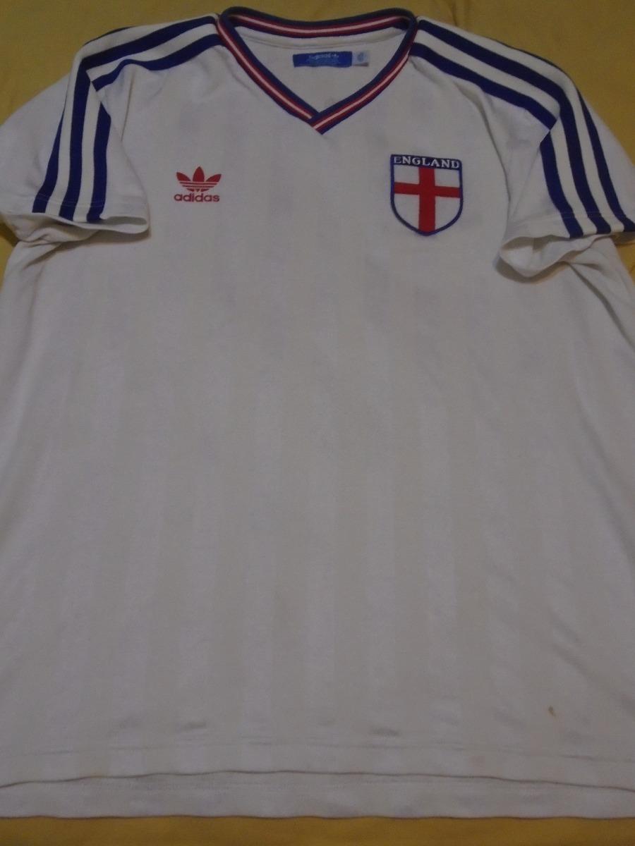 Cargando zoom... inglaterra 2012 camiseta selección. Cargando zoom... camiseta  selección inglaterra reedición retro adidas 2012 l 5b5d5a5606dd8