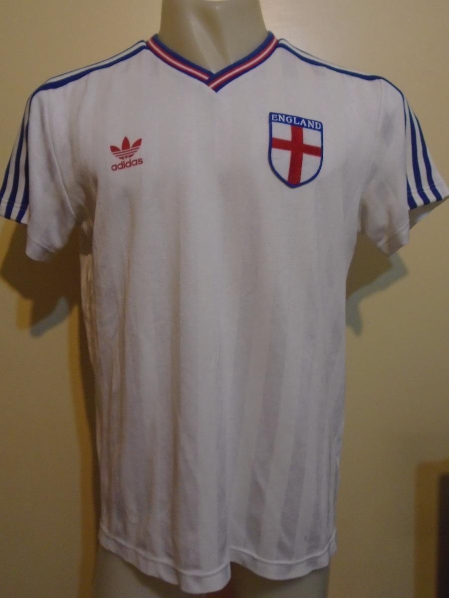 camiseta selección inglaterra reedición retro adidas 2012 l. Cargando zoom. 7b22e57247516