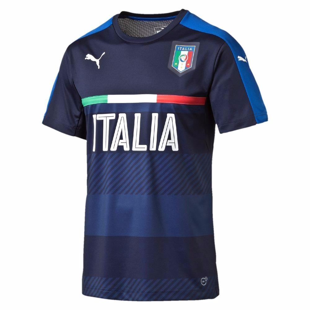 51726dd2a1 camiseta seleccion italia entrenamiento 2016 puma futbol. Cargando zoom.