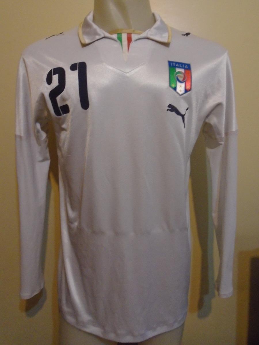 2239ec6fe215e Camiseta selección italia euro pirlo milan juventus cargando zoom jpg  900x1200 Eurocopa 2008 camisa de italia