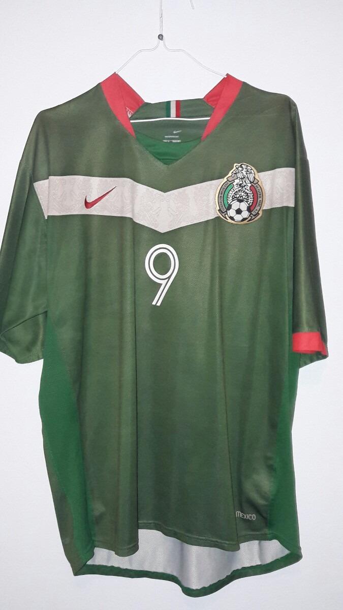 camiseta selección méxico 2006 parche mundial velez. Cargando zoom. aeb6972ca348d