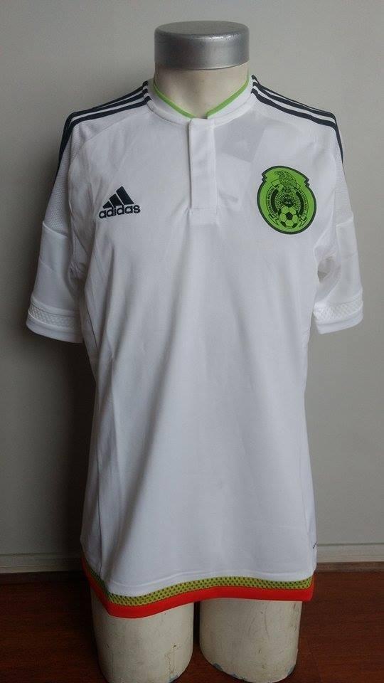 camiseta selección méxico 2015-2016 recambio adidas nueva. Cargando zoom. 82ec23217debe