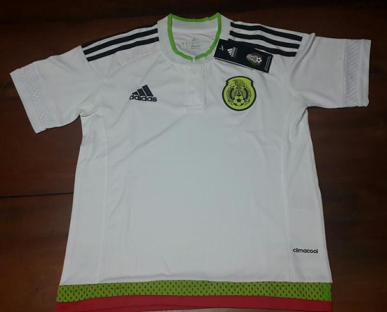05509702fb900 Camiseta Blanca - Seleccion Mexico -   650