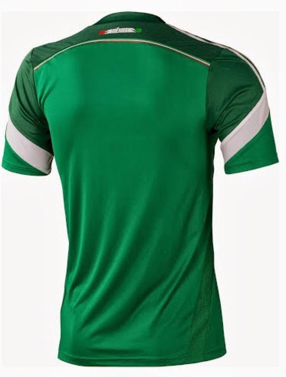 f65c5465d Camiseta Selección De México 2014 2015 Original Nueva -   399