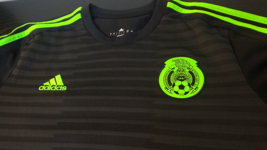 camiseta selección méxico adidas talle l original. Cargando zoom. c9c31145a7d76